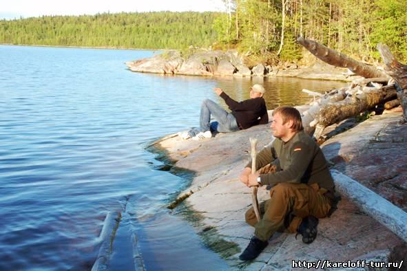 рыбалка на соловках